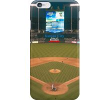 Kansas City Home of Baseball Fever iPhone Case/Skin