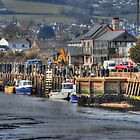 Seaton Harbour  by Rob Hawkins