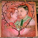 50th Wedding Anniversary Album by DarkRubyMoon
