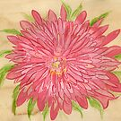 Pink Mum in Espresso by Anne Gitto