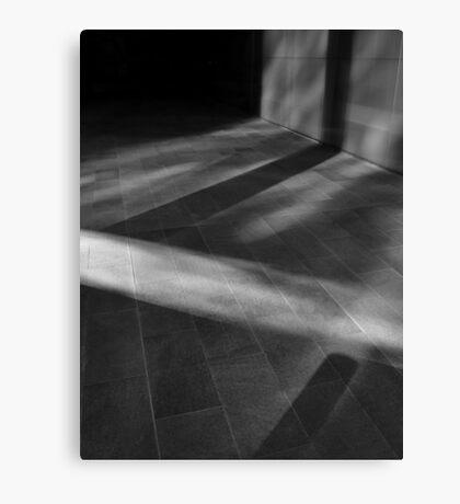 Monochrome Light Canvas Print