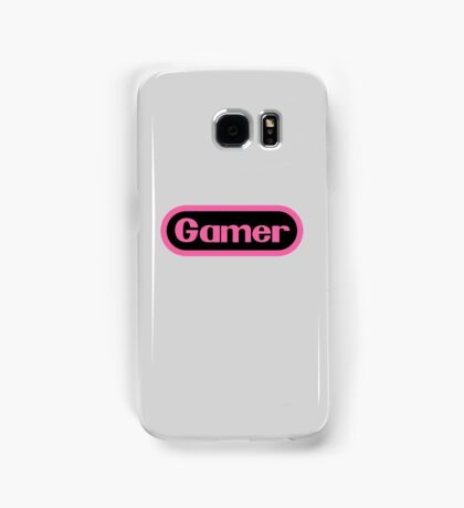 Gamer Samsung Galaxy Case/Skin