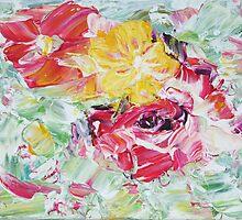 flowers 1 by Dmitri Matkovsky