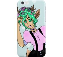 Oh deer!  iPhone Case/Skin