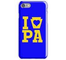 Pennsylvania love  iPhone Case/Skin