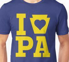 Pennsylvania love  Unisex T-Shirt