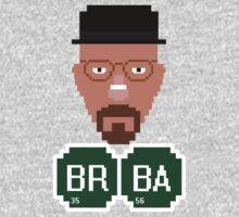 Pixelated Heisenberg by ScottW93
