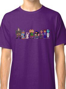 Day of tentacle - pixel art Classic T-Shirt