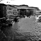 "Venice in ""black and white"" by Stephen Burke"