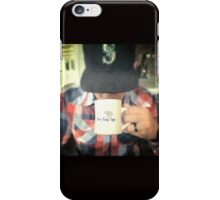 Morning Brew on Orcas Island iPhone Case/Skin