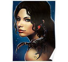The Zodiac: Scorpio Poster