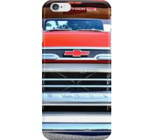 Chevy Apache Truck iPhone Case/Skin