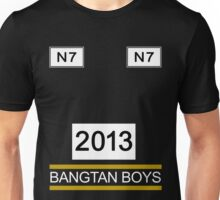 BTS/Bangtan Boys Stussy-Inspired Shirt Unisex T-Shirt