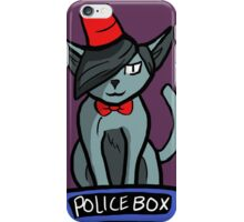 Doctor Meow? iPhone Case/Skin