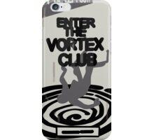 Enter the Vortex Club iPhone Case/Skin