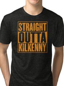 Straight Outta Kilkenny Tri-blend T-Shirt