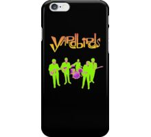 The Yardbirds T-Shirt Psychedelic Rock iPhone Case/Skin