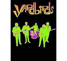 The Yardbirds T-Shirt Psychedelic Rock Photographic Print