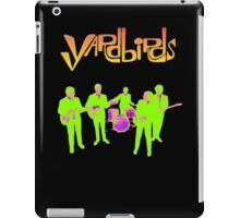The Yardbirds T-Shirt Psychedelic Rock iPad Case/Skin