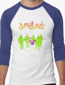The Yardbirds T-Shirt Psychedelic Rock Men's Baseball ¾ T-Shirt