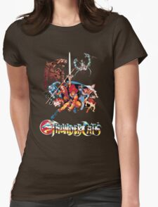 80's Cartoon Thunder Cats T-Shirt T-Shirt