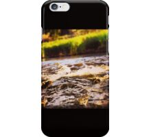 Rushing River iPhone Case/Skin