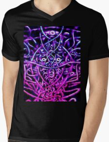 """daedalian intestinal tract"" Mens V-Neck T-Shirt"