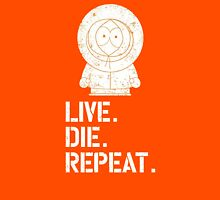 Kenny Live Die Repeat Unisex T-Shirt