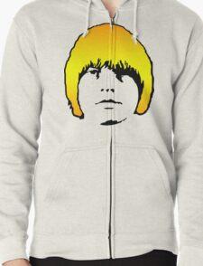 Brian Jones T-Shirt Zipped Hoodie