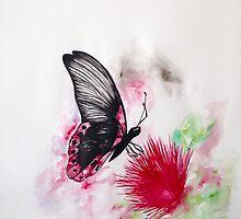 Giant Swallowtail by jademariebacon