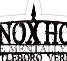 Lennox House Sticker