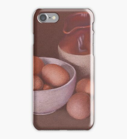 Jug and Eggs iPhone Case/Skin