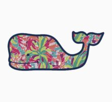 Colorful Whale T-Shirt
