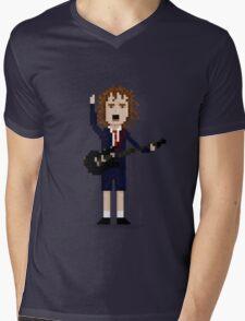 Angus Mens V-Neck T-Shirt
