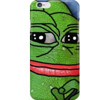 HD PEPES iPhone Case/Skin