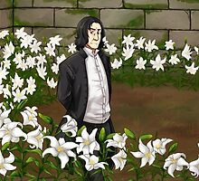 Lily Garden by angelsoma