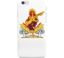 Jimmy Page Led Zeppelin T-Shirt iPhone Case/Skin