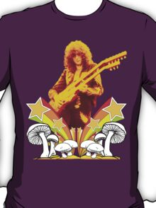 Jimmy Page Led Zeppelin T-Shirt T-Shirt