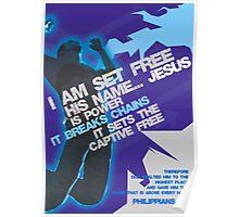 Jesus is Power Poster