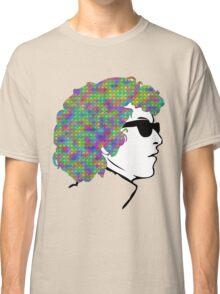 Psychedelic Bob Dylan T-Shirt Classic T-Shirt