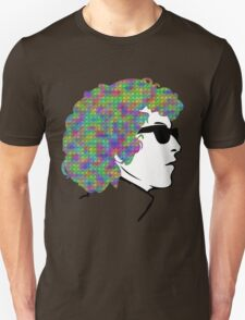 Psychedelic Bob Dylan T-Shirt Unisex T-Shirt