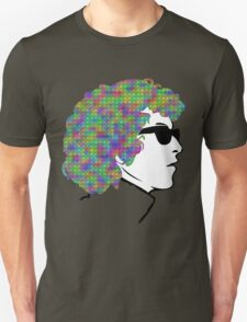 Psychedelic Bob Dylan T-Shirt Unisex T-Shirt