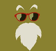 iPhone Case - Master Roshi by ArtPower