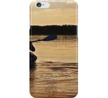 kayak 2 iPhone Case/Skin