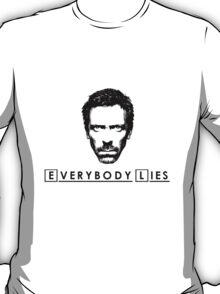 House - Everybody Lies T-Shirt