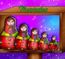 Russian dolls by elilu