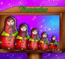Russian dolls by elilu