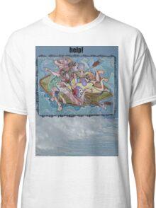 Help ! Classic T-Shirt
