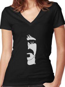 FZ Women's Fitted V-Neck T-Shirt
