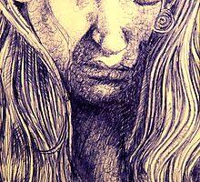 Angel Blue by Ainadel Ojeda